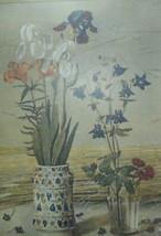 Still Life in Vase by Hugo Van de Goes - $65.00