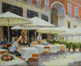 Breakfast (Desayunando) by Martha Cristel - $995.00