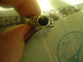 HAUNTED MALE Italian Renaissance Male Sang Vampire ring size 7 - $200.00