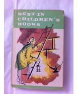 Best in Children's Book Vol 11 Paul Revere's Ride Dust Jacket 1958 Nice - $7.00