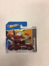 2012 Hot Wheels HW Code 12 SEMI-PSYCHO RED Small Card NIP J - €2,43 EUR