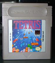 Nintendo GAME BOY - TETRIS (Game Only) - $5.00