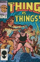 Marvel THE THING (1983 Series) #16 VF+ - $0.99