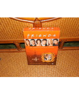 FRIENDS DELUXE 4TH SEASON 4 DVD ALL EPISODES BOXED ACTORS PICTURED FULL ... - $19.99