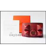 NIB Hermes COLLIER DE CHIEN Leather CDC SHADOW ... - $2,350.00