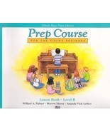 Alfred Prep Course  For The Young Beginner Lesson Book Level - $5.95