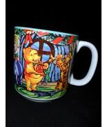 "Winnie The Pooh Mug Coffee Tea Cup ""Season Of Song""  Christmas  1997"" Ee... - $19.55"