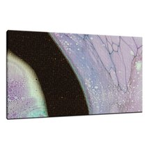 An item in the Art category: Abstract Painting Fluid Art 25 Reproduction Fine Art Canvas & Unframed Wall Art