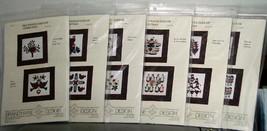 Twelve days of Christmas Quilt Block Patterns Set - by Brandywine Design - $36.00