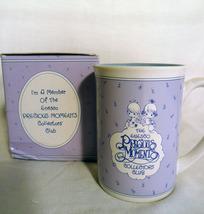 1988 Precious Moments ~COLLECTORS CLUB~  COFFEE TEA MUG PM032  - $5.00