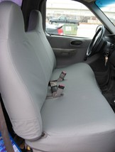 1999-2007 Ford F150 Regular Cab Custom Fit Water Resistant Seat Covers - $180.00+