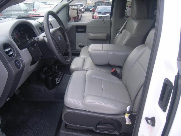 2004 2008 ford f150 xl super cab front back custom fit. Black Bedroom Furniture Sets. Home Design Ideas