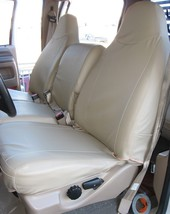 1999-2007 Ford F250-F550 Front/Back Custom Fit Seat Covers-Camo Endura or Velour - $380.00+