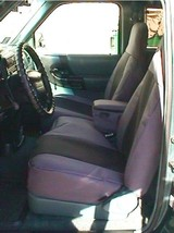 1991-1997 Ford Ranger and Explorer Custom Fit Seat Covers ( WD-Camo Velour) - $180.00