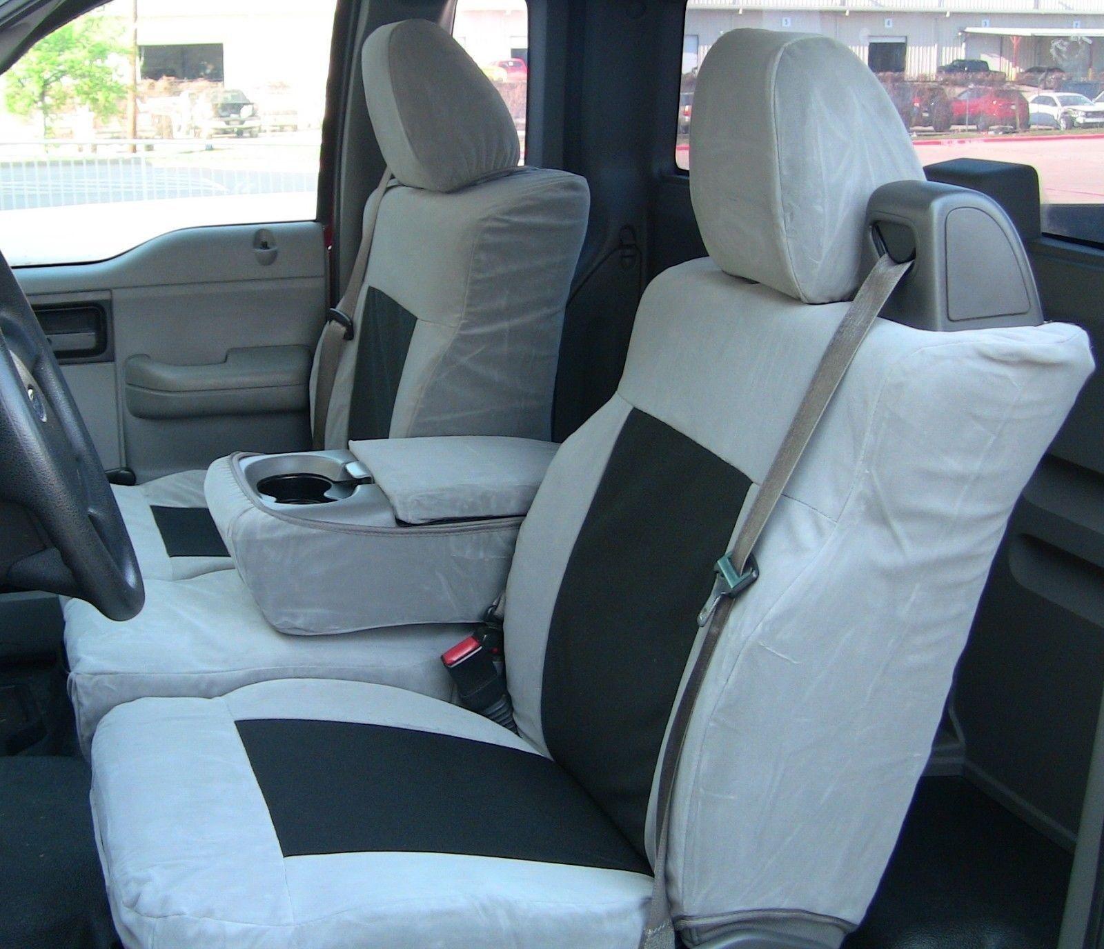 2004 2008 ford f150 xlt front and back custom fit seat. Black Bedroom Furniture Sets. Home Design Ideas