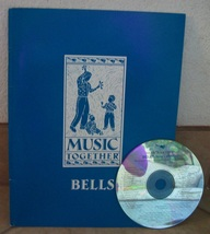 music book and  cd bells 2003 - $17.09
