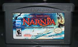 Nintendo GAME BOY ADVANCE- NARNIA THE LION THE WITCH AND THE WARDROBE (G... - $5.00