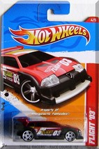 Hot Wheels - Flight '03: Thrill Racers - Race Course '12 #184/247 *Red E... - $5.99