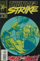 Marvel THUNDERSTRIKE (1993 Series) #3 NM - $1.09