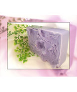 blackberry sage handmade glycerin soap - $5.00