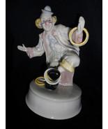 """Clown Music Box Summit Corp Vtg. 1991"""" -  Porcelain Clown """"For The Good ... - $29.35"""