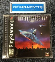 Independence Day  (Sony PlayStation 1, 1997) - $5.89
