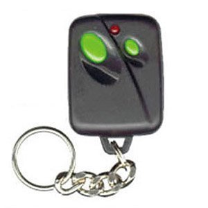 Primary image for Omega Replacement Remote Transmitter 214-09, 2 Button red led works with Free...