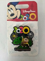 2020 Russell Up Tree Of Life WDW Animal Kingdom Disney Pin - $11.87