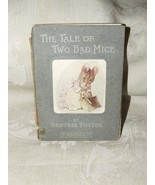 1904 THE TALE OF TWO BAD MICE Beatrix Potter First 1st American Edition ... - $381.15