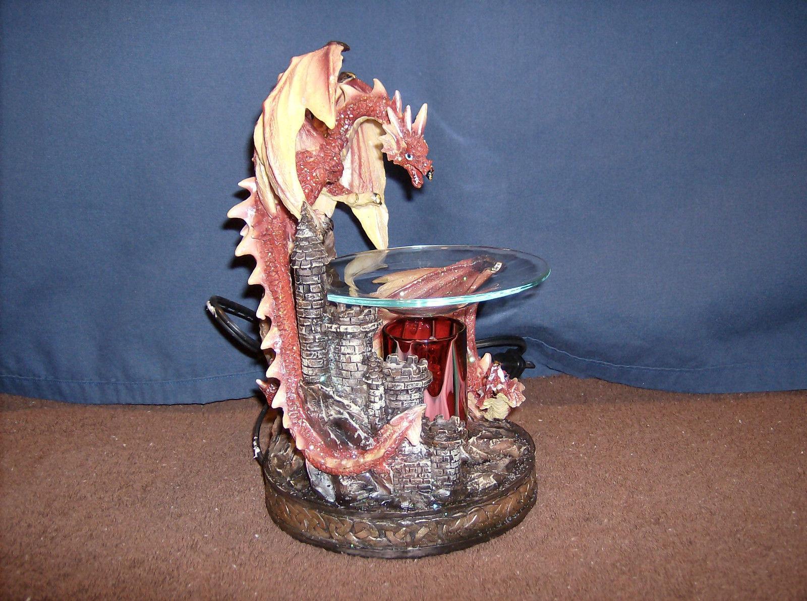 Dragon oil warmer oa7009 candles incense - Dragon oil warmer ...