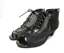 Henry Ferrera Ruth-100 Womens Heeled Sandals Black Size 8.5 - €31,61 EUR