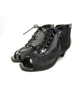 Henry Ferrera Ruth-100 Womens Heeled Sandals Black Size 8.5 - $35.79
