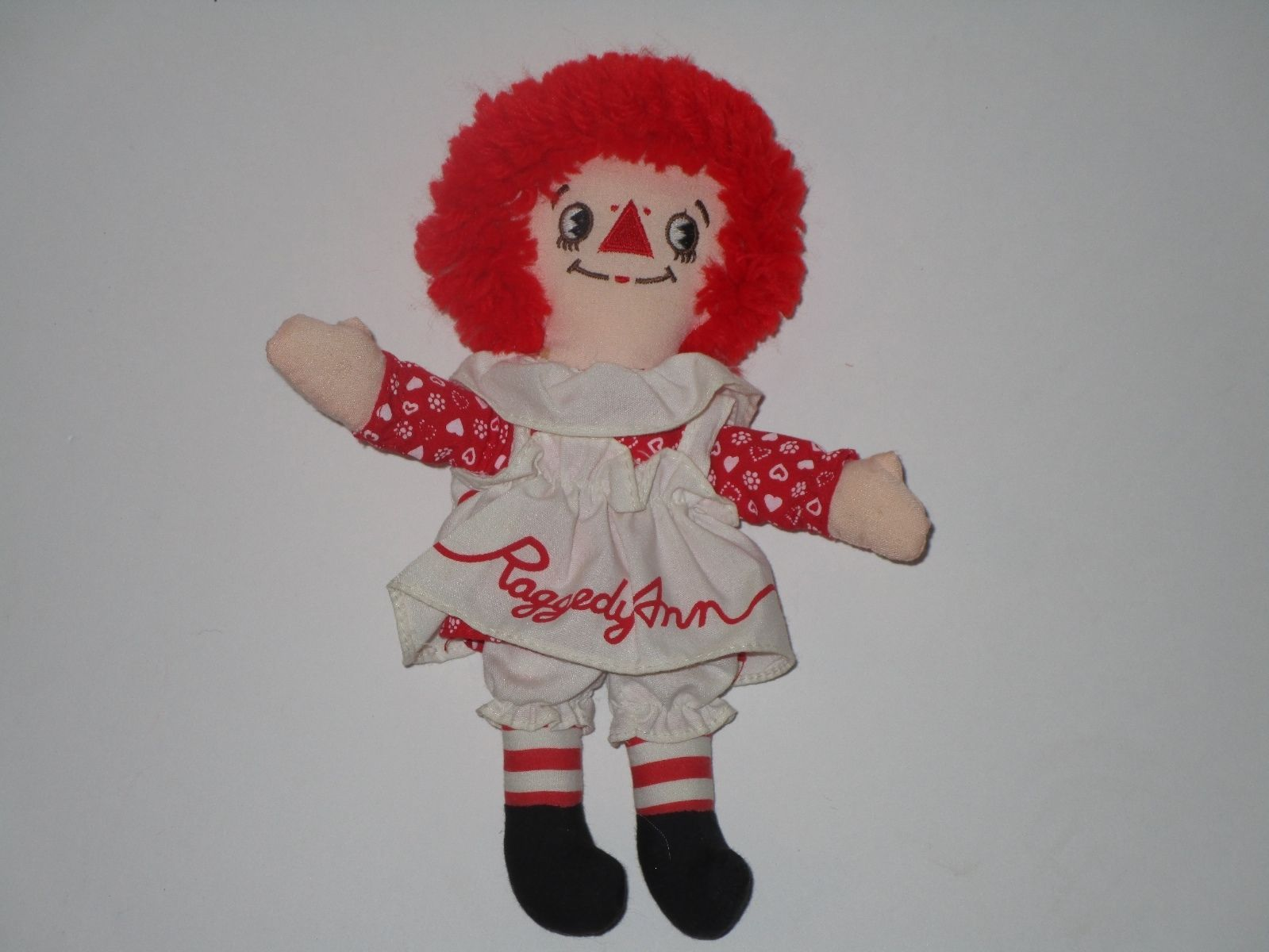 "Applause 9"" Raggedy Ann ""I Love You"" Doll"