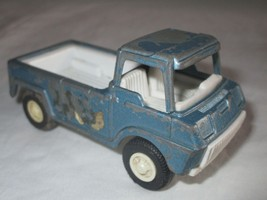 Tootsietoy 1969 Blue Wagon Pick-Up Truck - $7.69