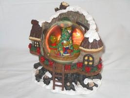 Lord & Taylor Revolving Musical Snow Globe  - $49.49