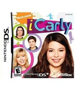 iCarly (Nintendo DS, 2009) COMPLETE - $3.99
