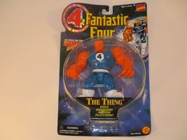 Biz Toys 1996 Fantastic Four Marvel The Thing Action Figure NEW - $9.99