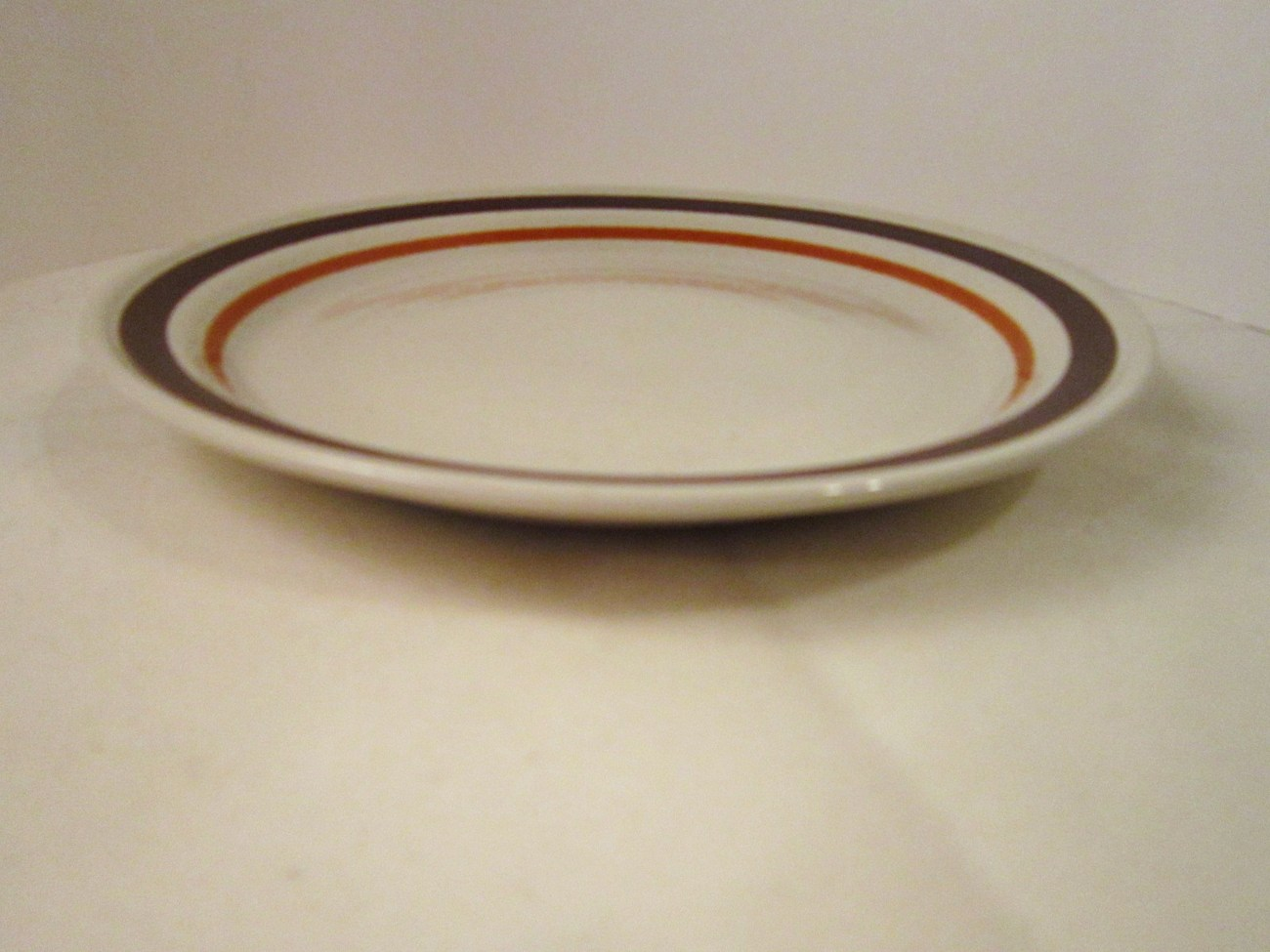 Encompass Stoneware Dessert Plate or Salad Plate, Oven to Table
