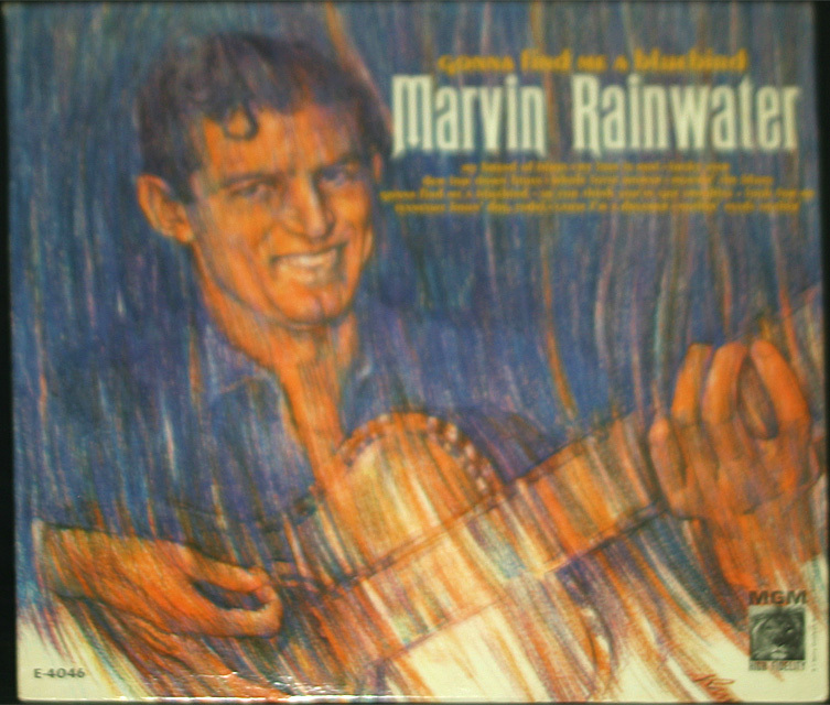Marvin Rainwater Gonna Find Me A Bluebird