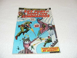 Vintage 1974 Sgt. Fury Howling Commandos #119 Comic Book Fair Used Condition - $4.99