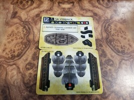 Wizkids Pirates CSG Spanish Main  Silverback PS-010 - $8.90
