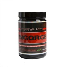 Primeval Labs Engorge Non Stimulating Preworkout Formula - Strawberry Ki... - $50.15