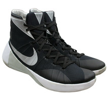 Nike Hyperdunk 2015 Black/White 749645-001 Size 15 Basketball Sneakers S... - $39.55