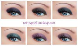 Classic smokey eye  colors thumb200