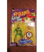 "Spider-Man Electro Spark ELECTRO 5"" with sparking electro sled - $19.79"