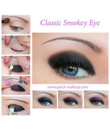 Quick Eye Makeup Stencils Cosmetic Tool for Eye... - $15.00