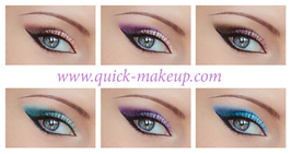 Smokey cat eye  colors thumb200