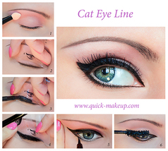 Cat eye line thumb200