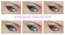 Smokey eyes  colors thumb200