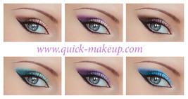 Smokey cat eye  colors thumb200